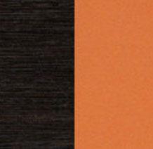 Венге/оранжевый