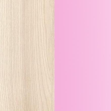 ясень шимо/розовый