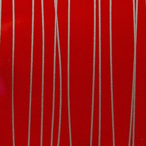 Пластик красный дождь