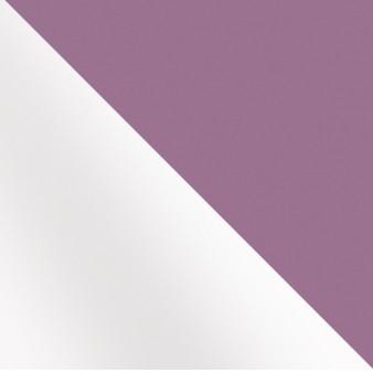 Белый матовый/ перламутр черешня